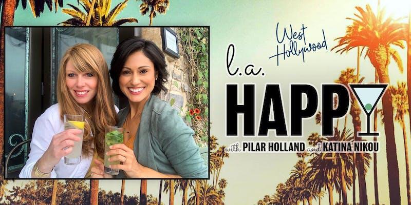 LA Happy presents Happy Hour Summer Kick-Off