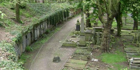 Free  Taster Tour of Key Hill Cemetery at the Jewellery Quarter Festival  tickets