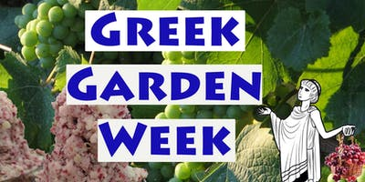 Garden Cooking Camp (Summer 2019): Greek Garden Week 2