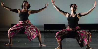 African Dance with Desiree' Clark