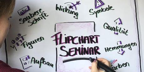 """Flipchartprofi - Seminar """"Vom Vermeider zum Helden"""" - in Köln (04.07.) Tickets"""