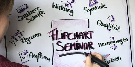 """Flipchartprofi - Seminar """"Vom Vermeider zum Helden"""" - in Hamburg (24.08.) Tickets"""