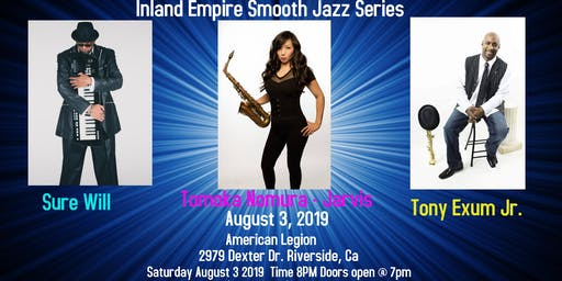 Inland Empire Smooth Jazz Series