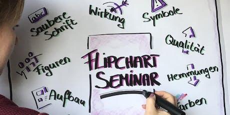 """Flipchartprofi - Seminar """"Vom Vermeider zum Helden"""" - in Köln (15.11.) Tickets"""