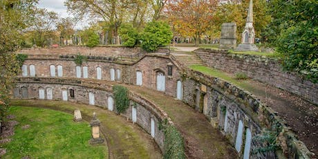 Free taster  tour of Warstone Lane Cemetery at the Jewellery Quarter Festival tickets