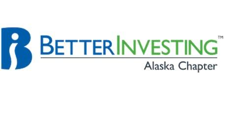 2019 Alaska investing Education Fair tickets