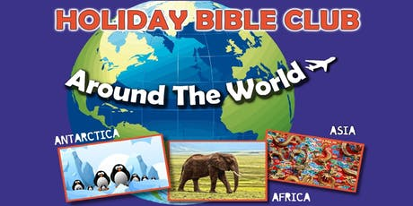 Holiday Bible Club 2019 tickets