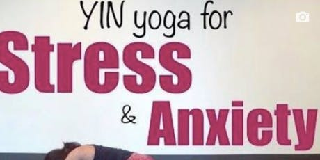 August FREE Community Karma Aroma Yin for Stress-Anxiety w/ Jaime tickets