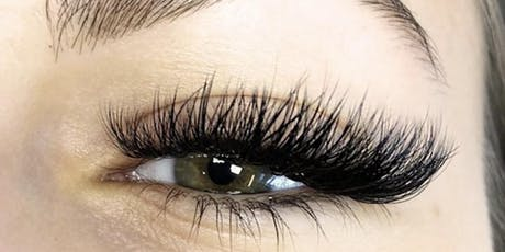 CLASSIC + VOLUME LASH TRAINING! tickets