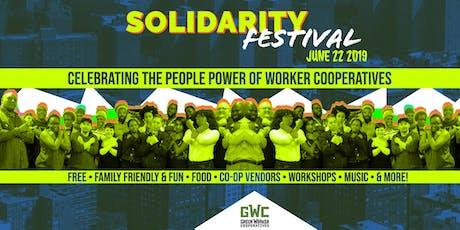 Solidarity Festival 2019 • Festival de Solidaridad tickets