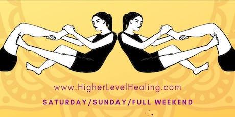 CEU 2-Part Thai Massage Workshop - Massage CEs for LMTs tickets