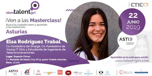 Master Class Stem Talent Girl - Elsa Rodríguez Trabal
