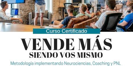 Programa Certificado Neuroventas entradas