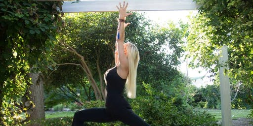 Sept Free Karma Community Slow Vinyasa Flow to Yin w/ Andrea