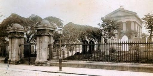 Free Taster Tour of Key Hill Cemetery at the Jewellery Quarter Festival