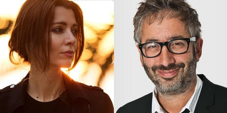 Elif Shafak and David Baddiel on humour and despair tickets