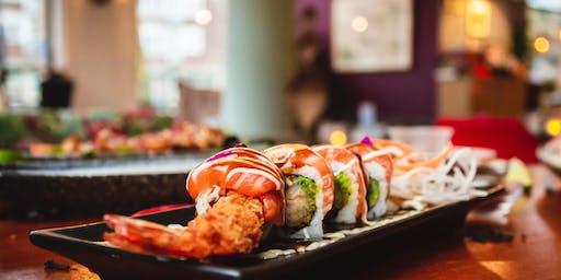 Sushi Soiree