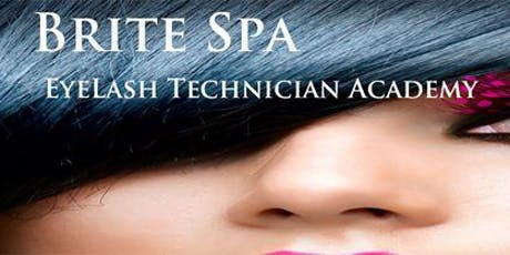 1-Day Classical Eyelash Extension, Quick Volume & Design Certification tickets