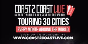 Coast 2 Coast LIVE Artist Showcase Philadelphia, PA -...