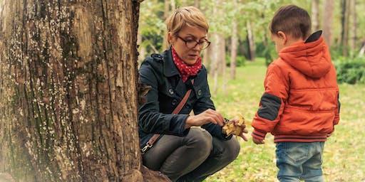 Waldpädagogik - mit Sicherheit!