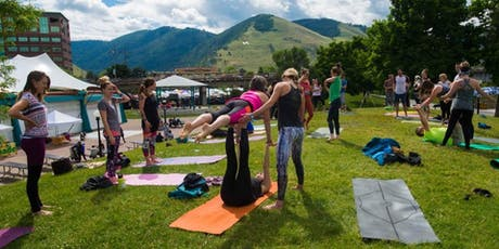 Third Annual Montana Day of Yoga tickets