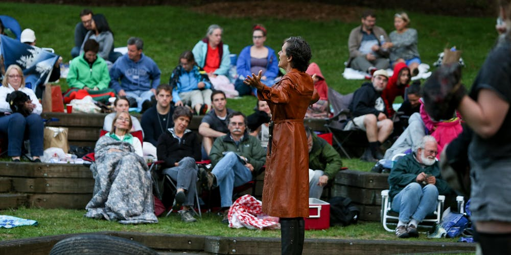 Shakespeare In The Park Twelfth Night Tickets Sun Aug 11 2019 At