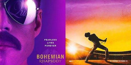 Matlock Famliy Fun Day Featuring  Outdoor Cinema -Bohemian Rhapsody tickets