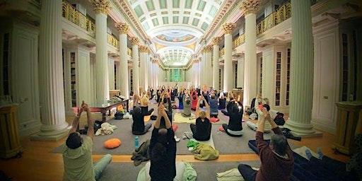Mind, Breath & Meditation- A free workshop