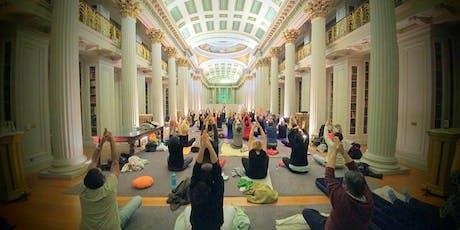 Mind, Breath & Meditation- A free workshop tickets