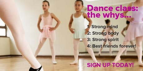 f9e60ba1c FREE DANCE RECITAL COSTUME PACKAGE at Cynthia's Dance Center Tickets ...