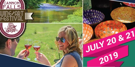 Cannon Falls Wine & Art Festival 2019 tickets