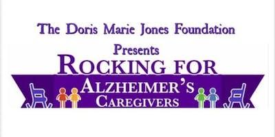 Rocking For Alzheimer's Caregivers Summit/Shop Til You Drop Shopping Spree