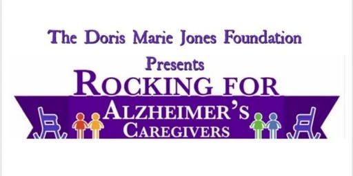 Rocking For Alzheimer's Caregivers Summit/Shop Til You Drop Shopping Spree