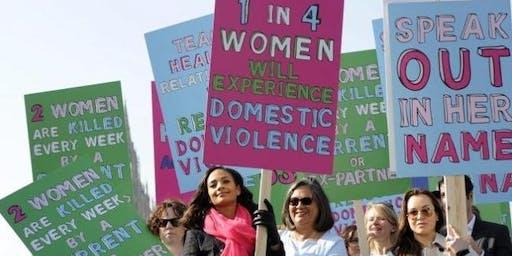*POSTPONED*: Protest: access to safe housing for domestic violence survivor