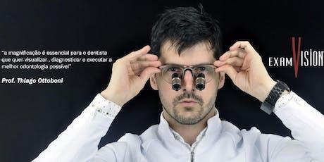 Resinas Compostas em Dentes Anteriores com Prof. Thiago Ottoboni ingressos