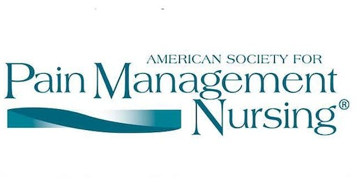NC Chapter of American Society for Pain Management Nurses Conference