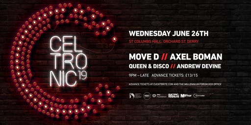 Celtronic 2019: Move D & Axel Boman