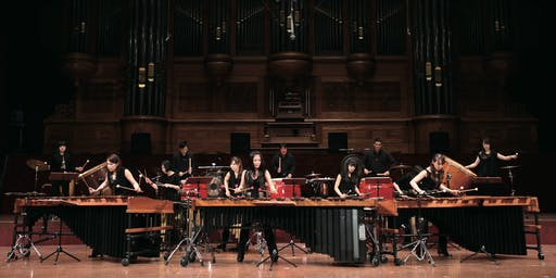 2019 TAIWANfest: Stunning Virtuosity by Ju Percussion 台灣心跳 世界撼動  朱宗慶打擊樂團