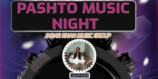 Pashto Music Night