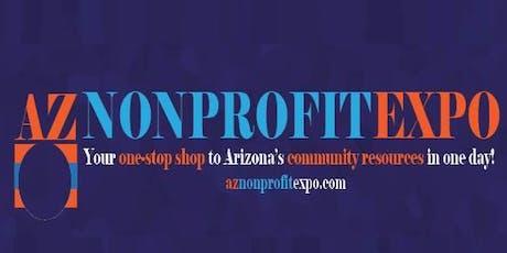2019 Arizona Nonprofit EXPO tickets