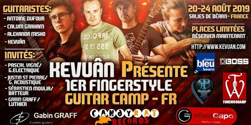 Kevuan Fingerstyle Guitar Camp