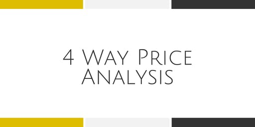 4-Way Price Analysis - Alexandria