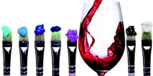 Corks and Canvases – Be Kreative!