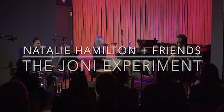 The Music of Joni Mitchell with Natalie Hamilton tickets