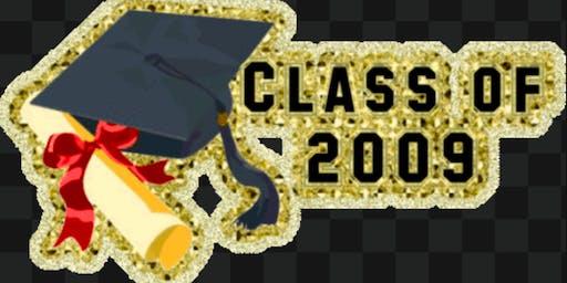 Ypsilanti High School Class of 2009 : 10 Year Reunion