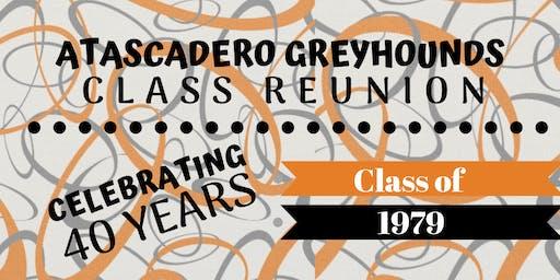AHS Class of 1979 40th Reunion