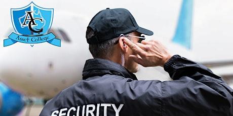 Certificate II in Security Operations (CPP20218) - Darwin tickets