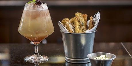 FAB Fridays - Toast: Mixology and Bar Snacks tickets