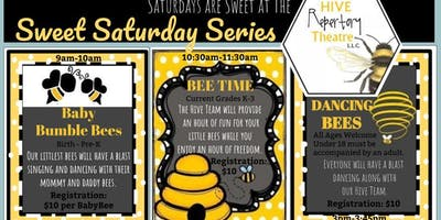 Saturdays Are Sweet at the Hive  Bee Time