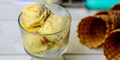 Boozy Delights - Infused Ice Cream Workshop